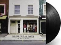 MUMFORD & SONS Sigh No More Vinyl Record LP Island 2009